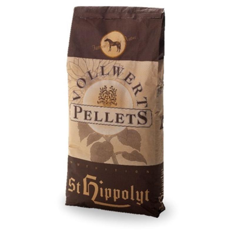 Granulat Vollwertpellets St.Hippolyt