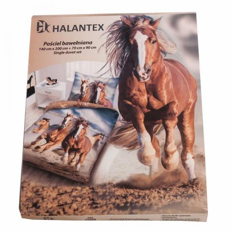 Pościel Halantex izabelowate 140x200