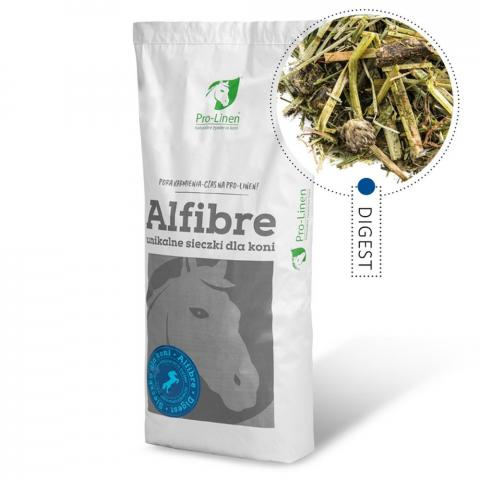 Sieczka olejowana Alfibre Digest Pro-Linen