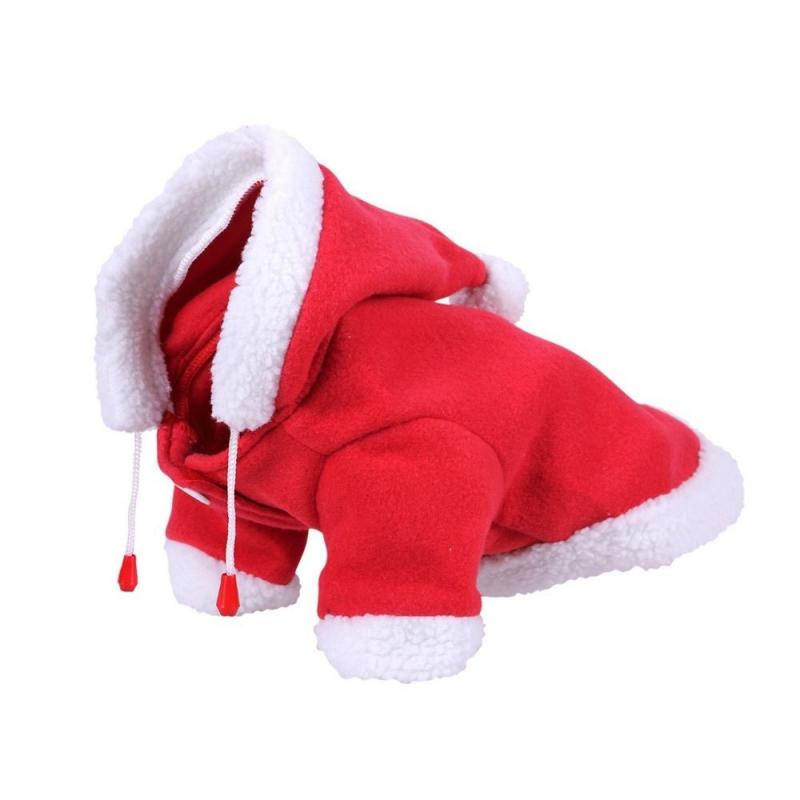Derka dla psa bożonarodzeniowa QHP