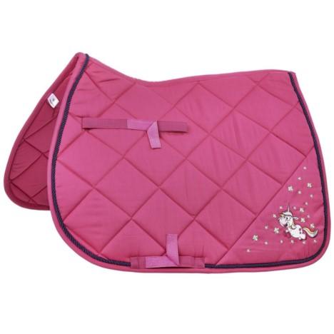 Czaprak Busse Einhon II pink, różowy