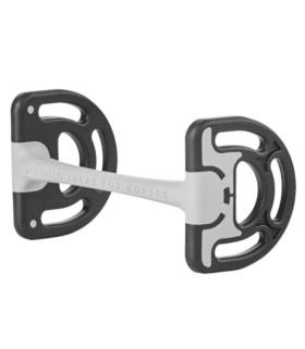 Wędzidło proste Acavallo® Sensitive plastikowe