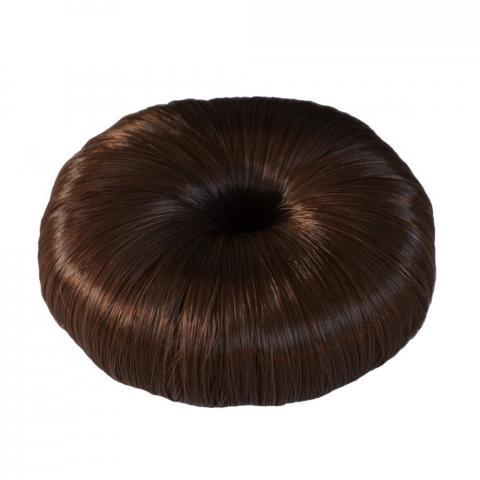 Opaska-kok na włosy Ekkia brązowa