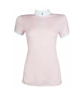 Koszulka HKM turniejowa Venezia różowa