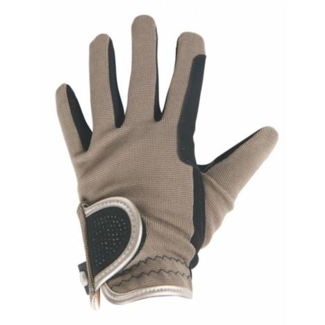 Rękawiczki HKM Venezia beżowe
