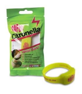 Bransoletka przeciw owadom NAF Citronella