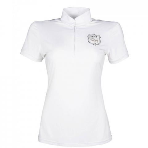 Koszulka HKM turniejowa Rimini Mesh biała