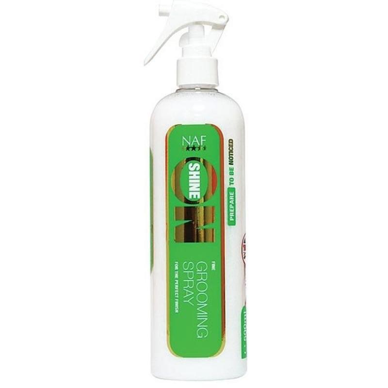 Odżywka do grzywy i ogona NAF Shine On spray