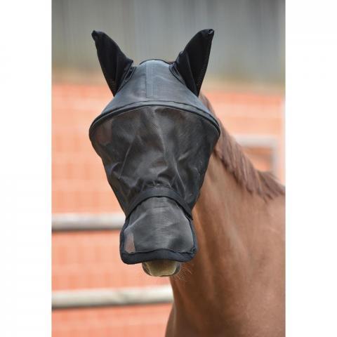Maska siatkowa Busse czarna