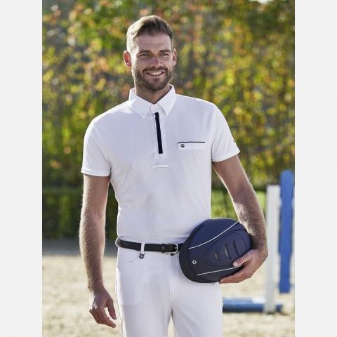 Koszulka turniejowa Busse Owen-Man II biała