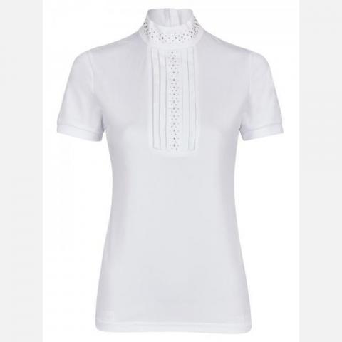 Koszulka turniejowa Busse Ankum biała