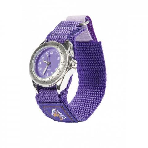 Zegarek HKM Głowa konia fioletowy