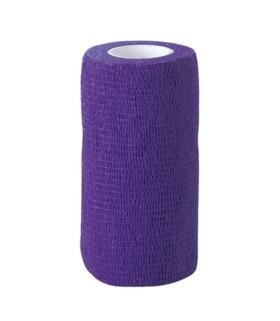 Bandaż samoprzylepny EquiLastic Kerbl fioletowy