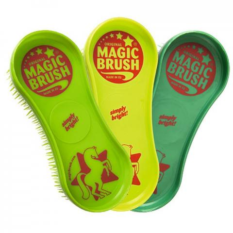 Szczotka Magic Brush Pure Nature khaki