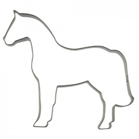 Foremka do ciasta w kształcie konia