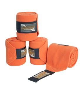 Bandaże polarowe Schockomoehle pomarańczowe