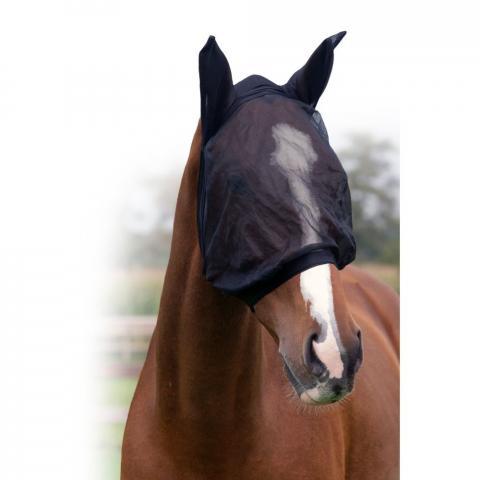 Maska siatkowa QHP czarna