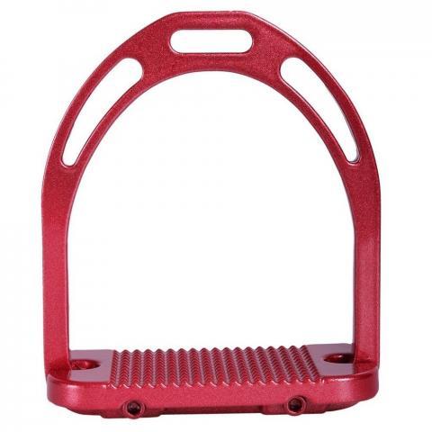 Strzemiona QHP Metallic czerwone