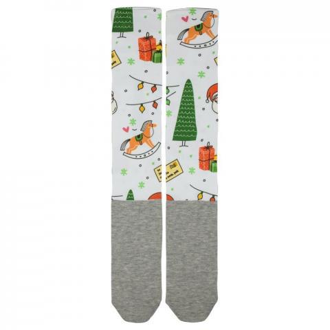 Skarpety Mondo-Calza sublimowane świąteczne 97x5