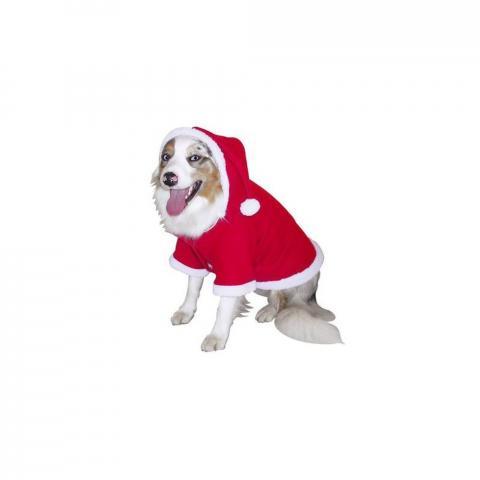 Derka bożonarodzeniowa dla psa Ekkia