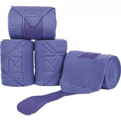 Bandaże polarowe HKM lila
