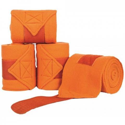 Bandaże polarowe HKM pomarańczowe
