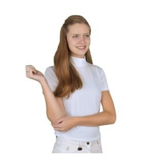 Bluzka konkursowa HKM Turf biała