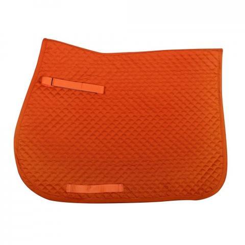 Czaprak QHP Color pomarańczowy