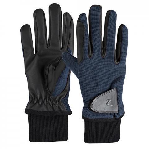 Rękawiczki zimowe Horze Rimma granatowe