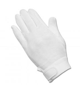 Rękawiczki bawełniane białe