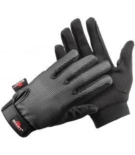 Rękawiczki Start Hajnan czarny-srebrny