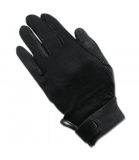 Rękawiczki bawełniane czarne