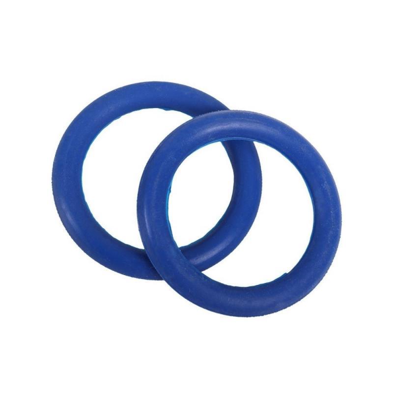 Gumki do strzemion bezpiecznych QHP kobaltowy 2 sztuki
