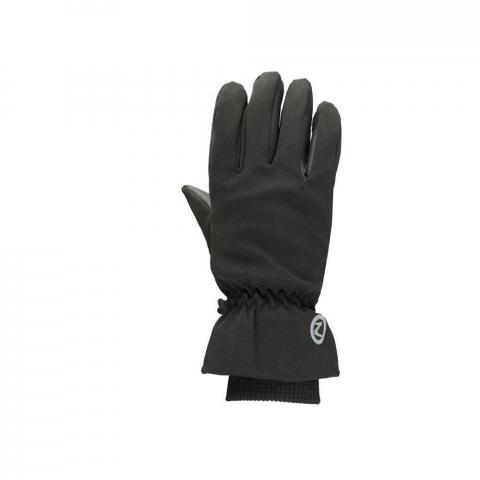 Rękawiczki młodzieżowe Horze czarne