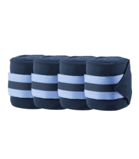 Bandaże elastyczne Horze Caliber granatowe