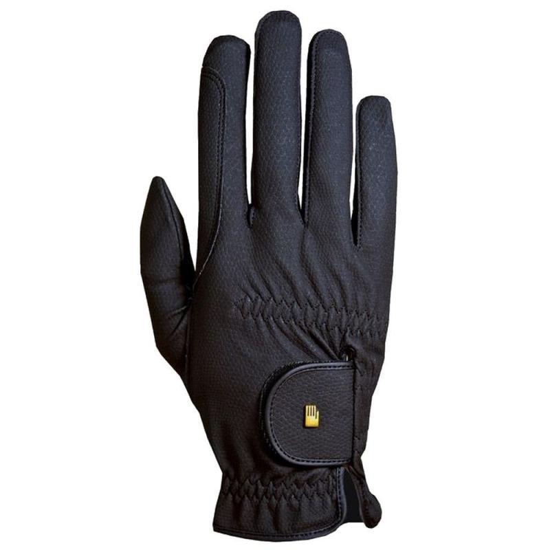 Rękawiczki dziecięce Roeckl czarne