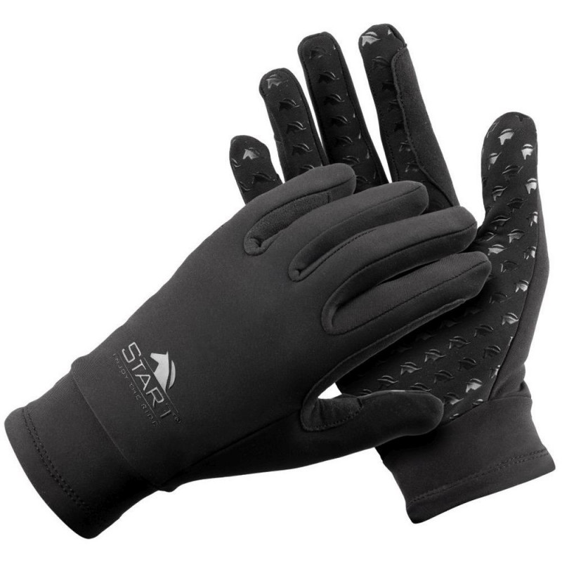 06bfc3e66ffb0 Rękawiczki zimowe Start Winter Breton Czarne