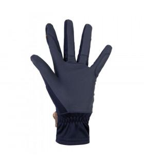 Rękawiczki HKM Moena granatowe