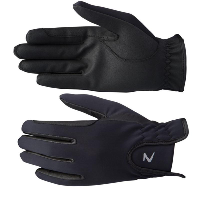 Rękawiczki zimowe Horze evelyn winter gloves czarne