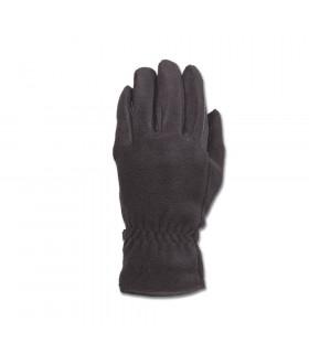 Rękawiczki polarowe czarne