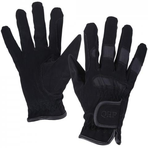 Rękawiczki zimowe Glove QHP Multi Winter czarne