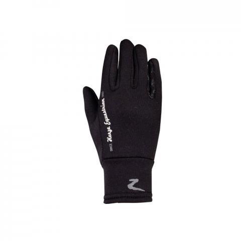 Rękawiczki zimowe Horze Onyx czarne