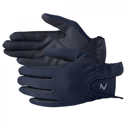 Rękawiczki zimowe Horze evelyn winter gloves granatowe