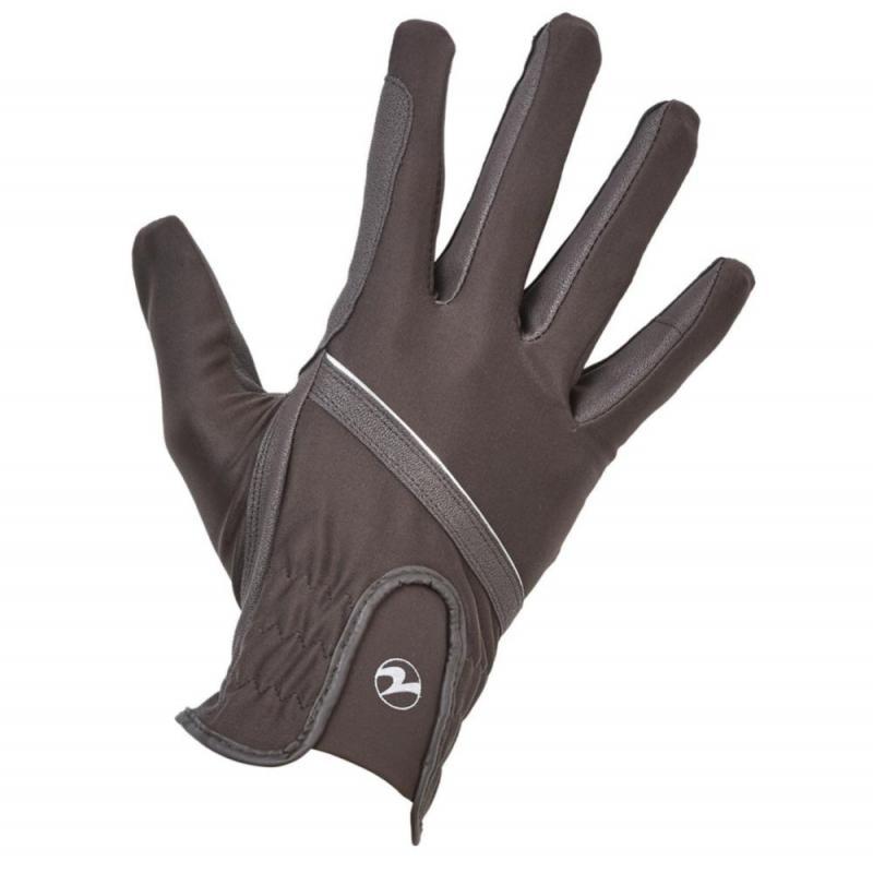 Rękawiczki Busse Benja brązowe