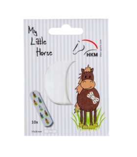 Plastry dla dzieci HKM koniki