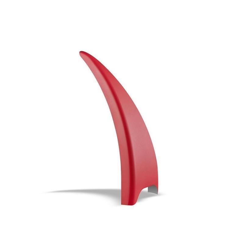 Nakładki do strzemion Safe Riding Red Chilli, czerwone