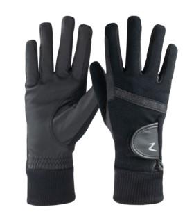 Rękawiczki zimowe Horze Sage czarne