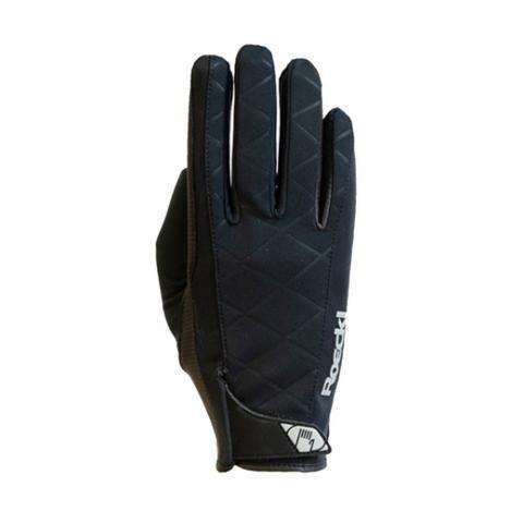 Rękawiczki zimowe Roeckl Wattens czarne