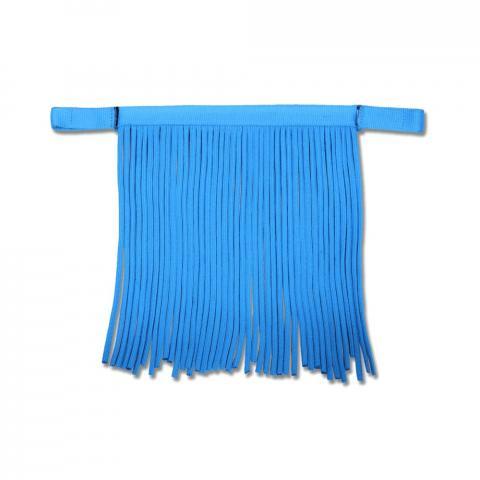 Frędzle przeciw muchom Waldhausen Salon błękitne