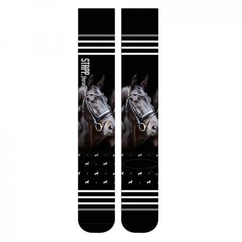 Skarpety Busse Print Stapp® Horse kary